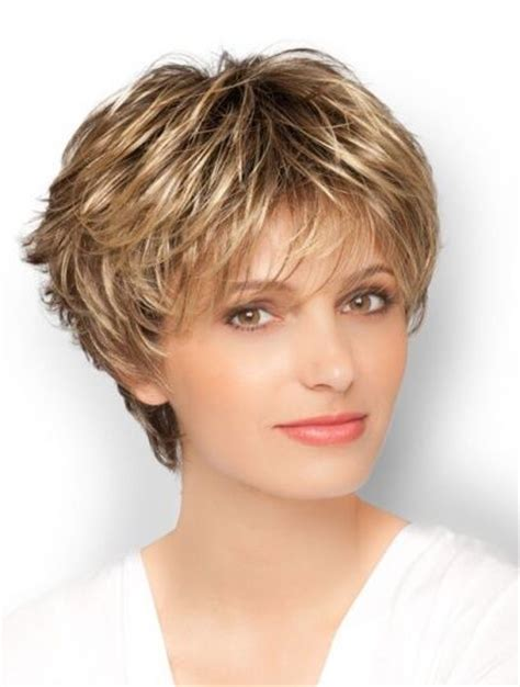 short hair for over 50 that is young looking it is young dynamic and sporty only elegant lady can