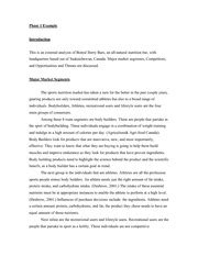 Target Market Analysis Essay by Comm 204 Midterm Term With Answers Midtermexamination February15th 2012 Instructor