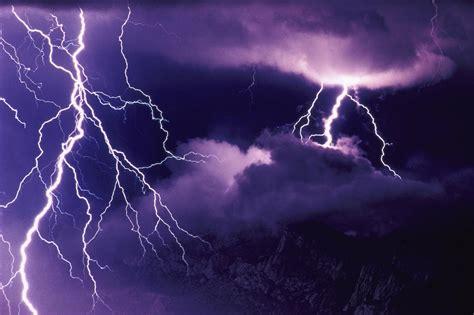 Purple Lightning Purple Lightning