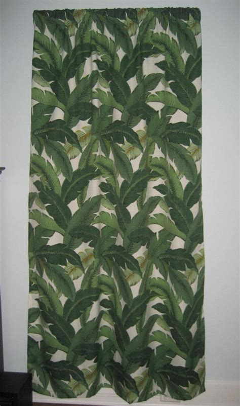 banana leaf curtains 76 best ideas about beverly hills hotel martinique palm