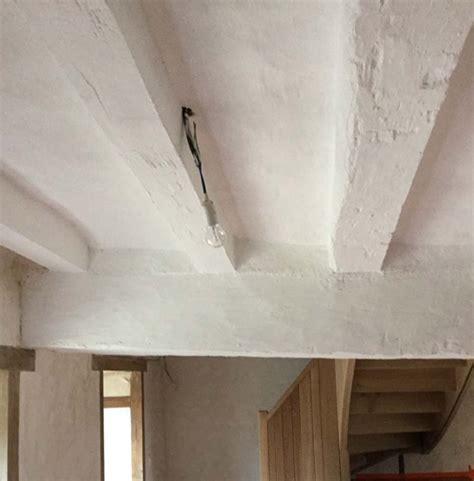 Plafond De La Sécu by Entreprise Murs Enduits Chaux D 233 Co Les Ateliers De V 233 Rone