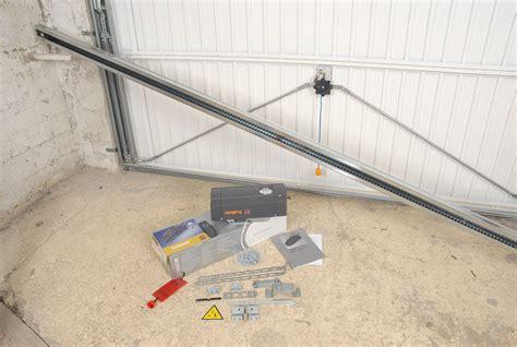installation porte de garage coulissante c 226 ble