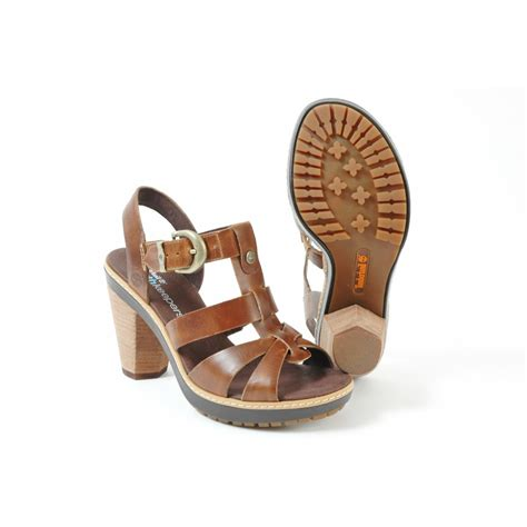 timberland 24670 chauncey s leather strappy sandal