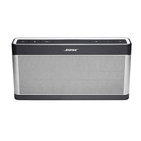 Bose Soundlink Bluetooth Speaker Iii bose 174 soundlink iii soundlink bluetooth speaker iii the