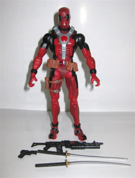 deadpool toys the review marvel legends deadpool warpath by hasbro