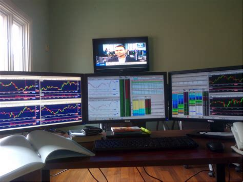 Best Work From Home Desks by Is Day Trading For A Living Possible