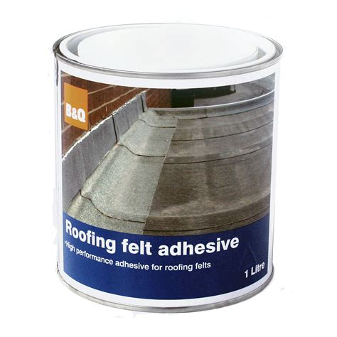 trade roofing felt b q roofing felt adhesive 1000ml departments tradepoint