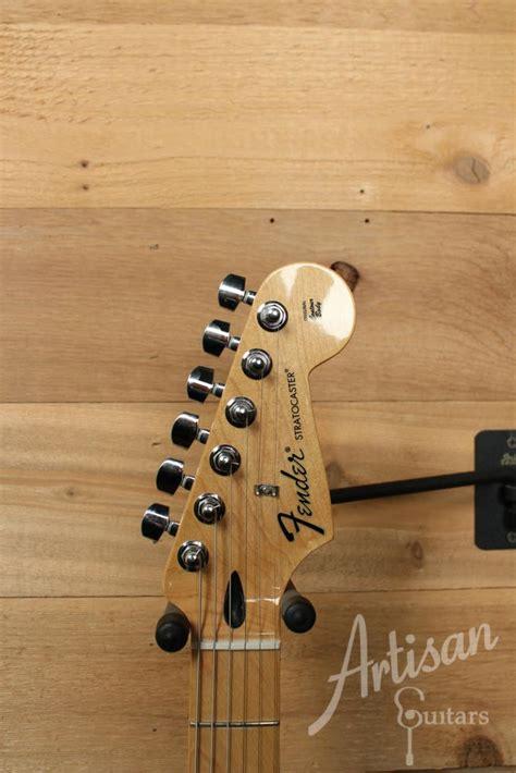 Fender Stratocaster Mexico Original Guarantee pre owned 2012 fender mexico standard stratocaster id 9452 artisan guitars