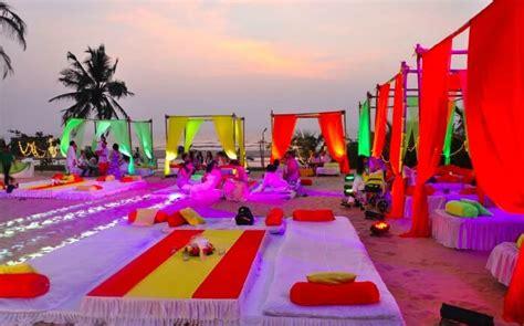 goa wedding events photos top 10 dreamy wedding venues in goa