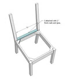 How To Make A Dining Chair Guide To Get Free Woodworking Plans Dining Chairs