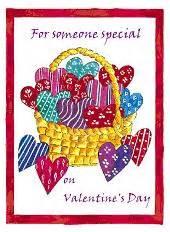 printable valentine cards quarter fold printable valentine s cards free printable valentine s cards