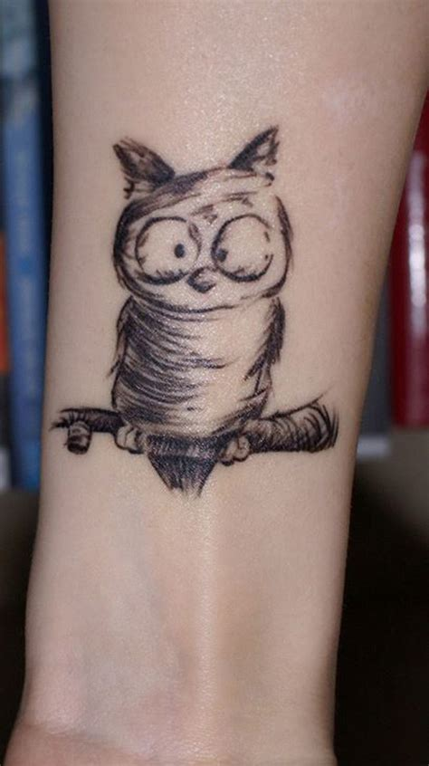 30 spectacular owl tattoo ideas