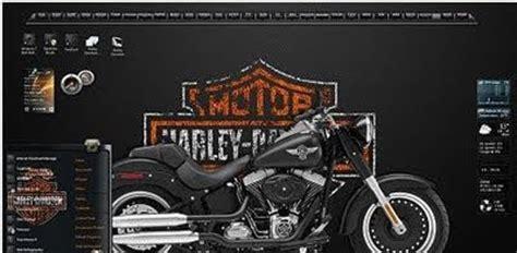 hd bike themes for windows 7 download harley davidson theme for windows 7 venturous