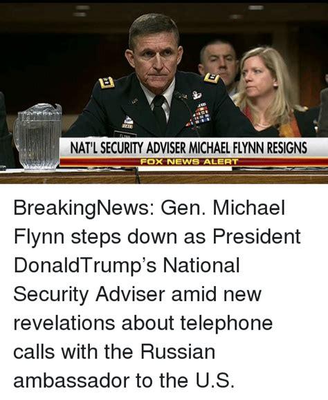 u s national security adviser michael flynn resigns after 25 best memes about russian ambassador russian
