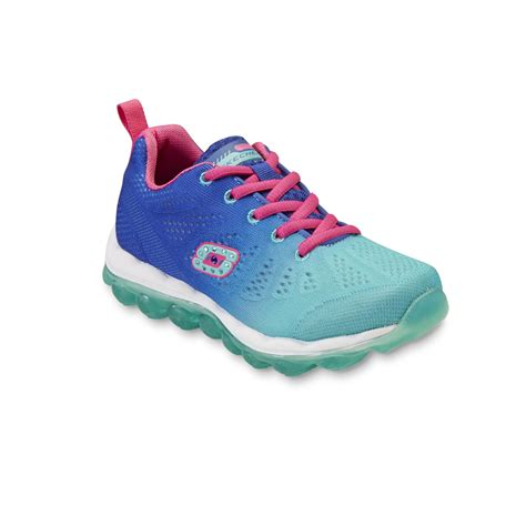 air athletic shoes skechers s skech air laser light multicolor athletic shoe