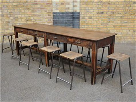old school bench kitchen tables chairs and high schools on pinterest