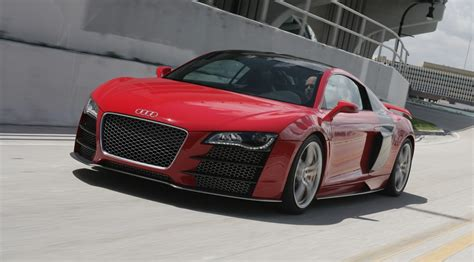 audi  hybrid supercar  scoop car magazine
