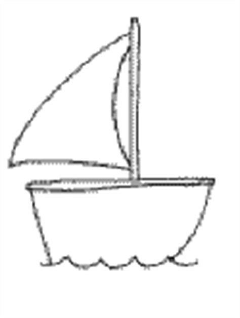 barcos sencillos para colorear australia coloring pages