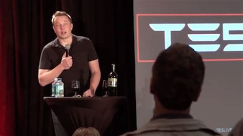 elon musk future plans at owners meeting tesla ceo elon musk drops hints about