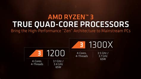 Diskon Amd Ryzen 3 1300x 3 5ghz Up To 3 7ghz Cache 8mb 65w Am4 Box amd launches ryzen 3 processors starting at 110 custom pc review