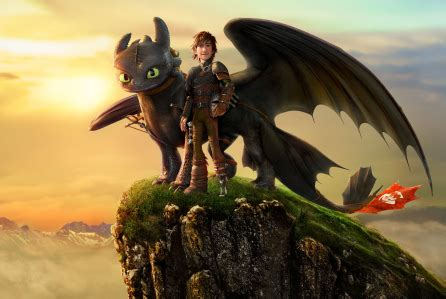 'how to train your dragon 3' gets a new title   deadline