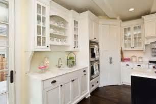 White kitchen cabinets hidden pantry jpg