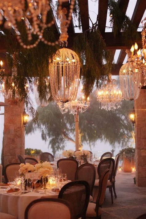 Chandelier Decorations For Wedding Just Do It Ideas For The House Wedding And Weddings