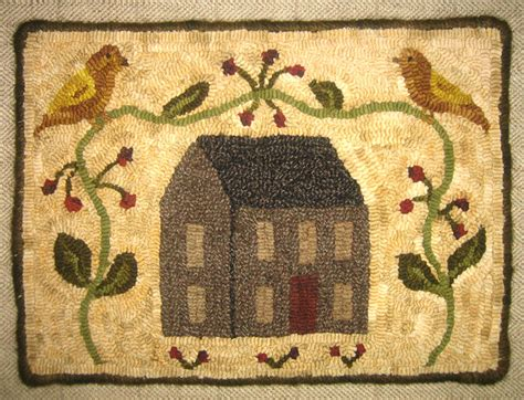 Wool Rug Hooking Supplies by Rug Hooking Kits Designs And Patterns