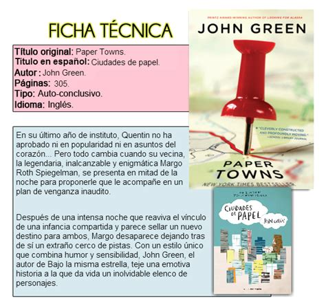 libro ciudades de papel en pdf para descargar gratis leer ciudades de papel green leer libros libro vs pel 237 cula ciudades de papel de john green