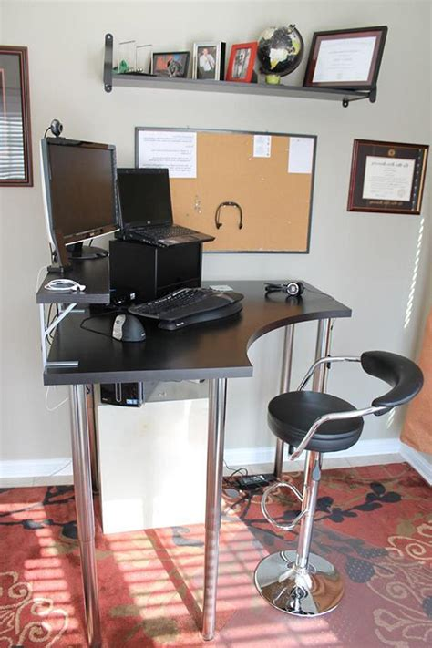tall corner computer desk tall computer desks for tall and short people review