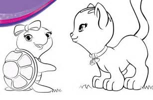 lego friends dog colouring pages page lego friends