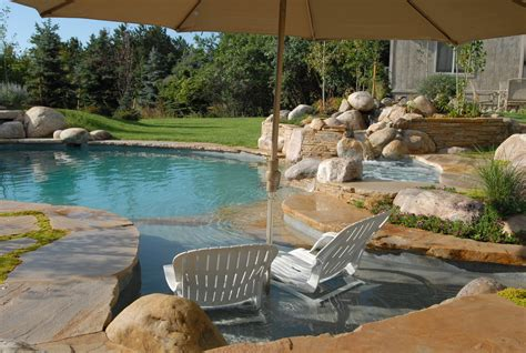Pool Tanning Chairs Design Ideas One Design Element That Forever Changed The Traditional Swimming Pool California Pools