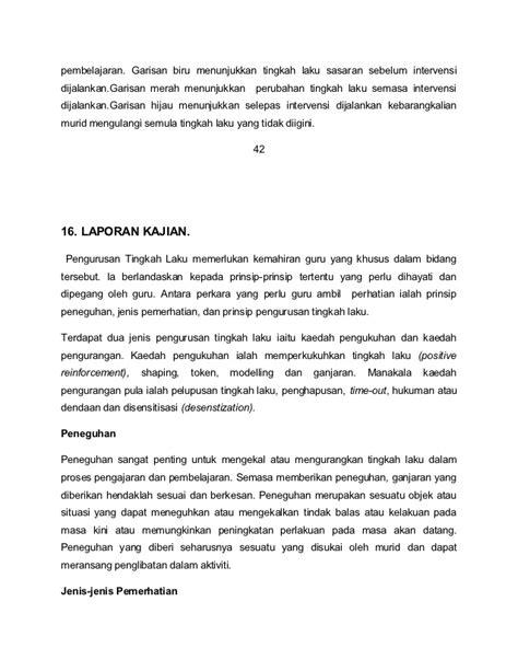 format laporan kunjungan lapangan contoh laporan kajian kes tingkah laku