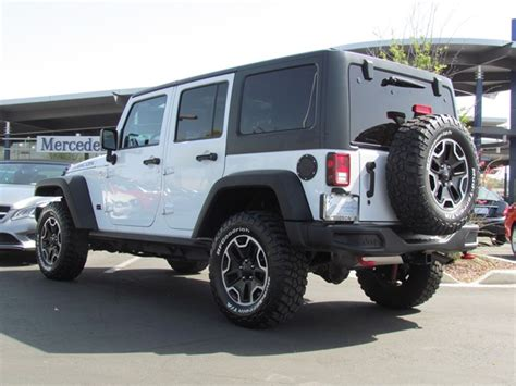 2013 Jeep Rubicon 10th Anniversary For Sale Used 2013 Jeep Wrangler Unlimited Rubicon 10th Anniversary