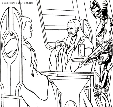 free coloring pages wars characters wars color page coloring pages for