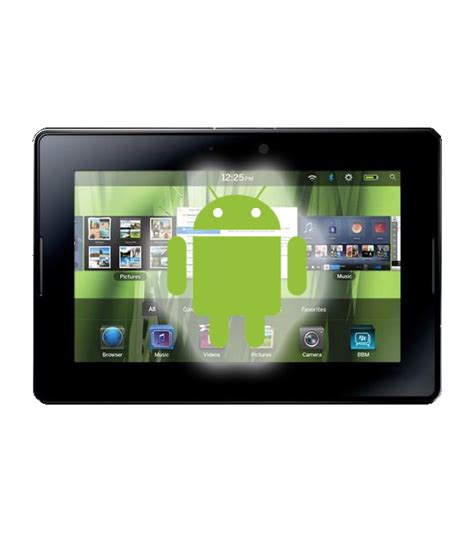 Tablet Blackberry blackberry playbook tablet to also support android apps wyt canadian tech news tech reviews