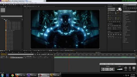 after effect 2013 after effects cc and cs6 for beginners 05 timeline