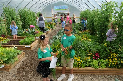 Checklist For Building A House by Create A Children S Gardening Program Try This