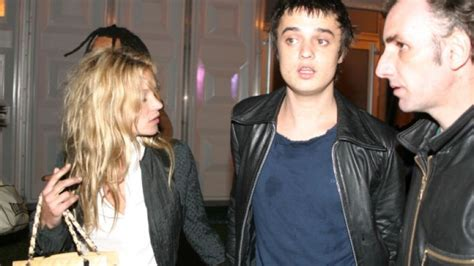 Kate Moss And Pete Doherty Split For by She Set My Teddy On Pete Doherty Claims Kate