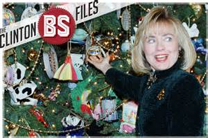 the clinton bs files hillary didn t decorate the white