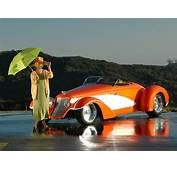 Deco Rides Boattail Speedster By Chip Foose  Woman With