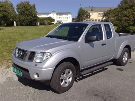 2006 Nissan Navara User Reviews Cargurus