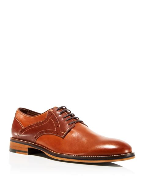 saddle oxfords shoes johnston murphy conard saddle oxfords in brown