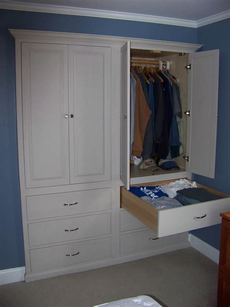 Built In Wardrobe Cabinets Woodworking Ri