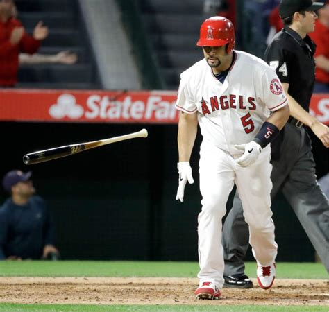 mlb albert pujols hits 600th career homer 9th to join