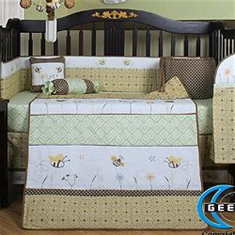 Bee Crib Bedding Bumble Bee 13 Crib Bedding Set