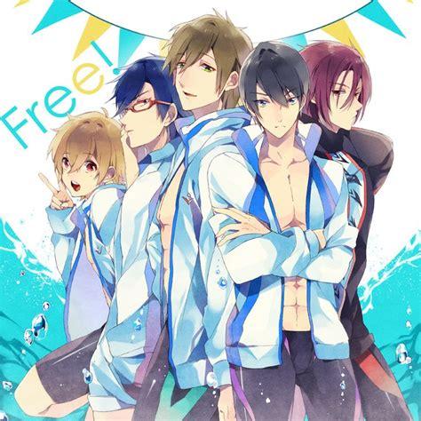 anime free free anime fanart free iwatobi swim club