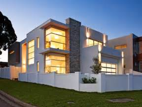 Tips On Home Design Tips To Beautify Modern Houses Facade Design