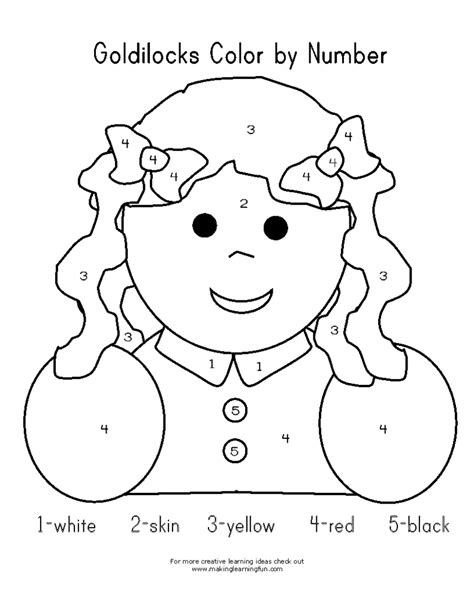 printable coloring pages goldilocks three bears coloring pages free coloring pages of goldilocks and