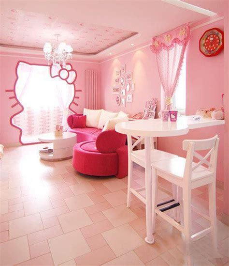 kitty bedroom theme designs home design